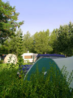 location de mobilhome au camping les 2 Bois à Baratier, Hautes-Alpes