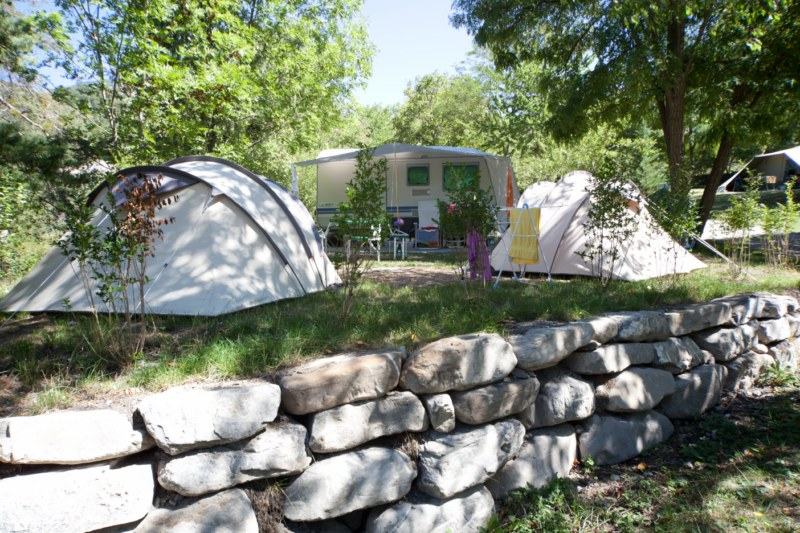 Camping Les Airelles, Baratier, Embrun, Les Orres, Hautes-Alpes 05.