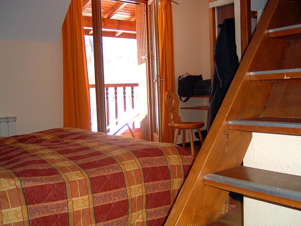 hotel cascade ceillac hautes-alpes queyras montagne ski randonnée