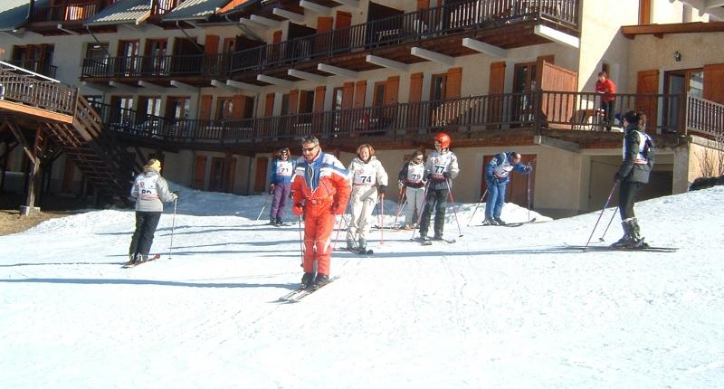 hotel cascade ceillac queyras hautes alpes guillestre montagne ski randonnée