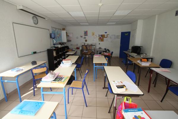 Le Futur Antérieur - Salle de classe