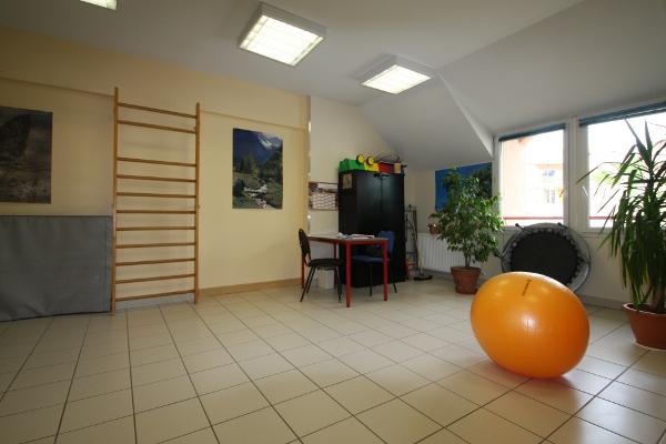 Le Futur Antérieur - Salle psychomotricité