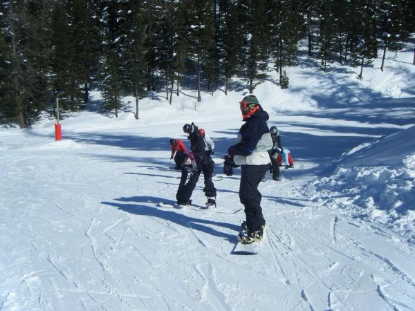 Le Futur Antérieur - Ski