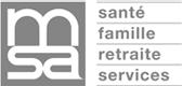 MSA, santé famille retraite et services