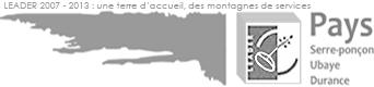 Pays Serre-Ponçon Ubaye Durance
